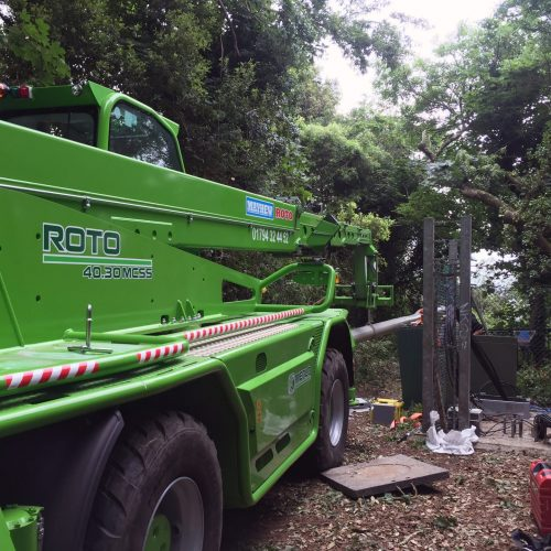 Mayhew Roto Hire in the UK